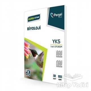 Pergel Yayınları - TYT-AYT Biyoloji Konu Kitabı