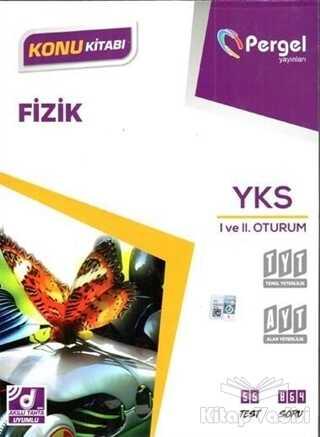 Pergel Yayınları - TYT - AYT Fizik Konu Kitabı