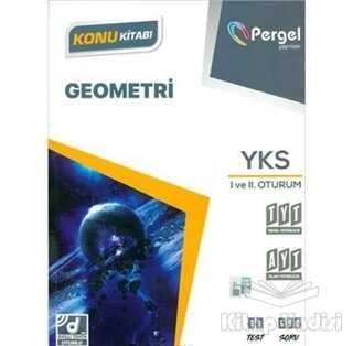 Pergel Yayınları - TYT-AYT Geometri Konu Kitabı
