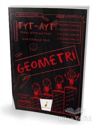 Pelikan Tıp Teknik Yayıncılık - TYT-AYT Geometri Merdiven Serisi Soru Bankası