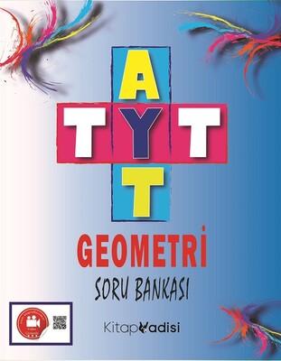 Kitap Vadisi Yayınları - TYT-AYT Geometri Soru Bankası