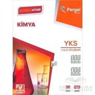Pergel Yayınları - TYT - AYT Kimya Konu Kitabı