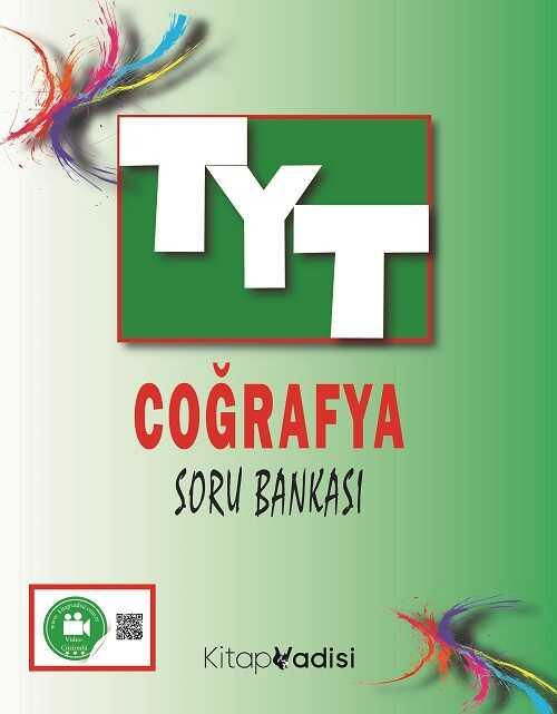 Kitap Vadisi Yayınları - TYT Coğrafya Soru Bankası