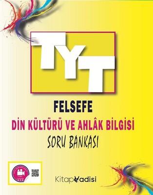 Kitap Vadisi Yayınları - TYT Felsefe Soru Bankası