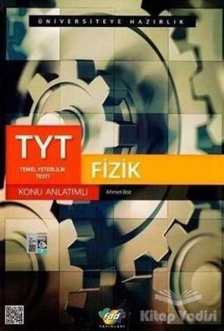 Fdd Yayınları - TYT Fizik Konu Anlatımlı