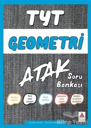 Delta Kültür Basım Yayın - TYT Geometri Atak Soru Bankası