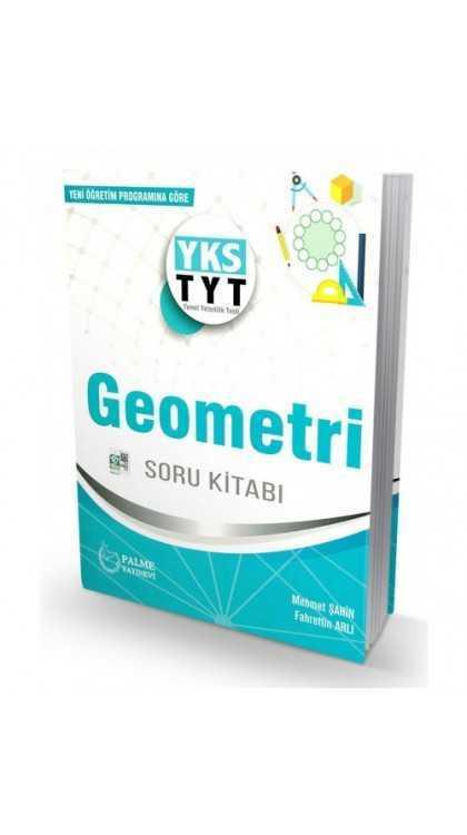 Palme Yayıncılık - TYT Geometri Soru Kitabı Palme Yayınevi