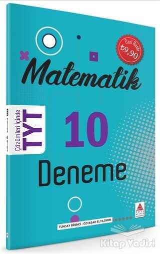 Delta Kültür Basım Yayın - TYT Matematik 10 Deneme