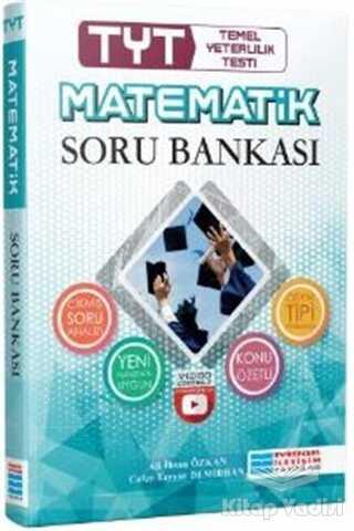 Evrensel İletişim Yayınları - TYT Matematik Video Çözümlü Soru Bankası