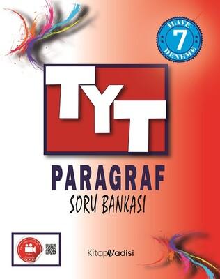 Kitap Vadisi Yayınları - TYT Paragraf Soru Bankası