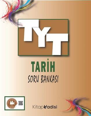 Kitap Vadisi Yayınları - TYT Tarih Soru Bankası