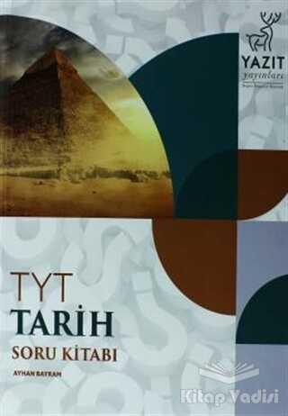 Yazıt Yayınları - TYT Tarih Soru Kitabı