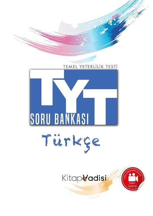 Kitap Vadisi Yayınları - TYT Türkçe Soru Bankası