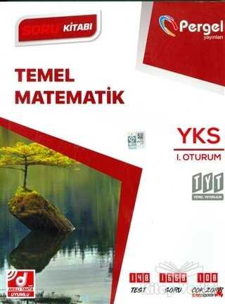 Pergel Yayınları - TYT YKS 1. Oturum Temel Matematik Soru Kitabı