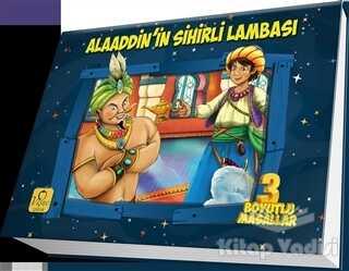 Vişne Çocuk - Üç Boyutlu Masallar : Alaaddin'in Sihirli Lambası