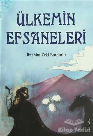 Tudem Yayınları - Ülkemin Efsaneleri