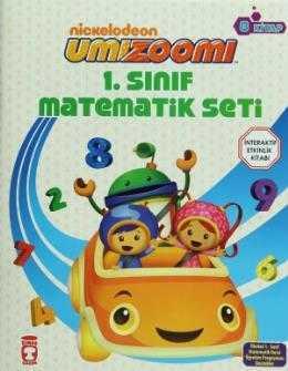 Umızoomı 1. Sınıf Matematik Seti