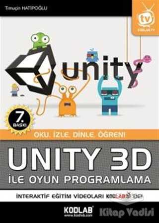 Kodlab Yayın Dağıtım - Unity 3D İle Oyun Programlama