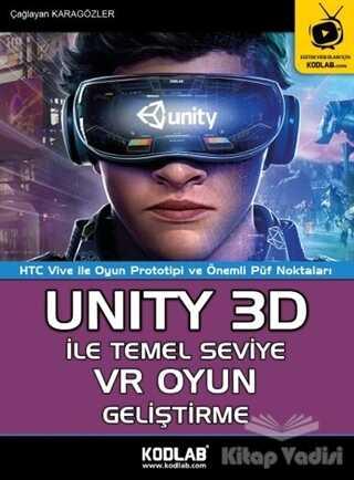 Kodlab Yayın Dağıtım - Unity 3D İle Temel Seviye VR Oyun Geliştirme