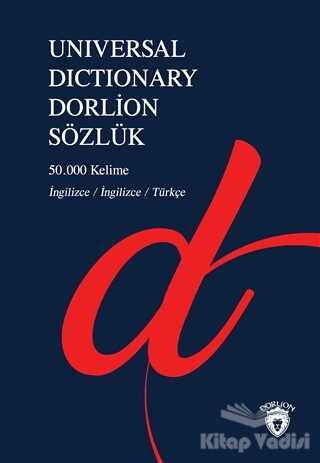Dorlion Yayınevi - Universal Dictionary Dorlion Sözlük