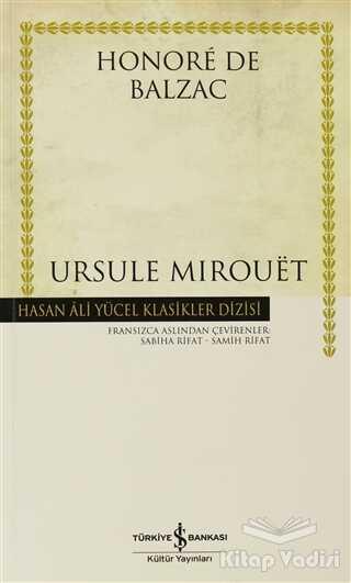 İş Bankası Kültür Yayınları - Ursule Mirouet