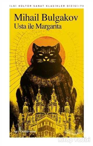 İlgi Kültür Sanat Yayınları - Usta ile Margarita