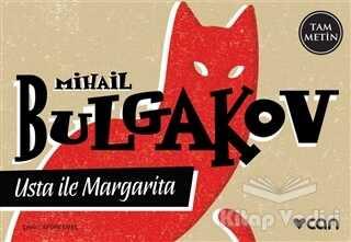 Can Yayınları - Usta ile Margarita (Mini Kitap)