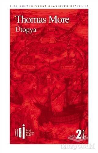 İlgi Kültür Sanat Yayınları - Ütopya