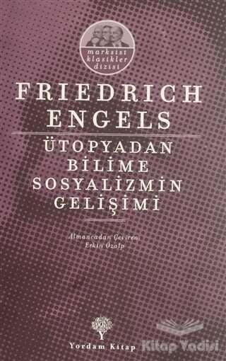 Yordam Kitap - Ütopyadan Bilime Sosyalizmin Gelişimi