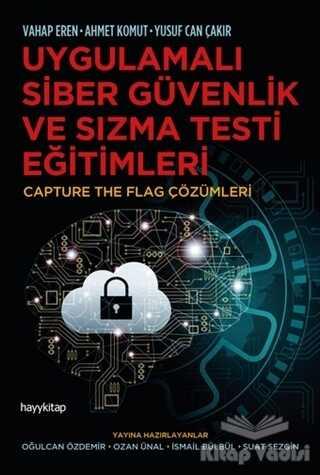Hayykitap - Uygulamalı Siber Güvenlik ve Sızma Testi Eğitimleri