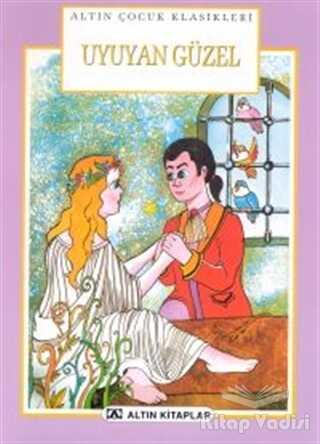 Altın Kitaplar - Çocuk Kitapları - Uyuyan Güzel