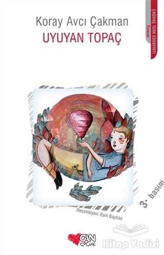 Can Çocuk Yayınları - Uyuyan Topaç