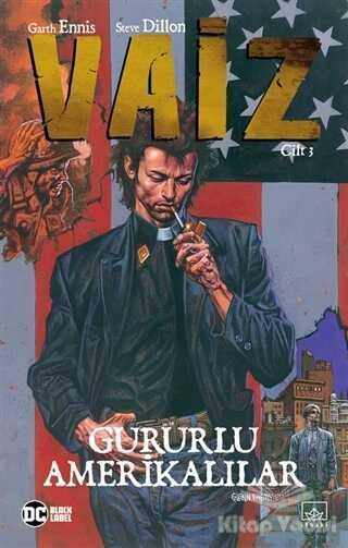 İthaki Yayınları - Vaiz Cilt 3: Gururlu Amerikalılar