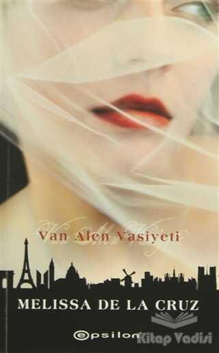 Epsilon Yayınevi - Van Alen Vasiyeti