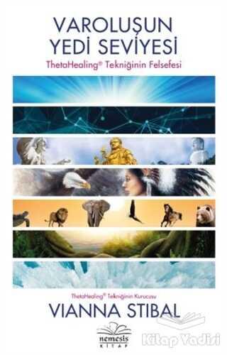 Nemesis Kitap - Varoluşun Yedi Seviyesi