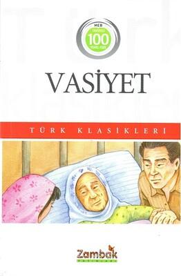 Zambak Yayınları - Vasiyet