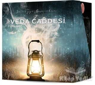 Ephesus Yayınları - Veda Caddesi Serisi (5 Kitap Takım - Poster)