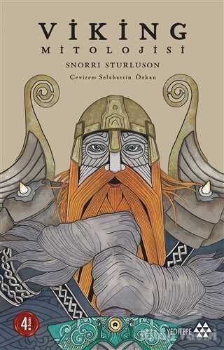Yeditepe Yayınevi - Viking Mitolojisi