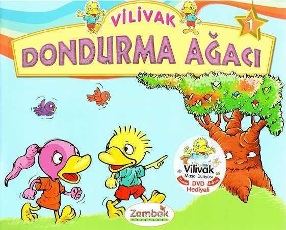 Zambak Yayınları - Vilivak Masal Kitapları Seti (11 Kitap + Dvd )