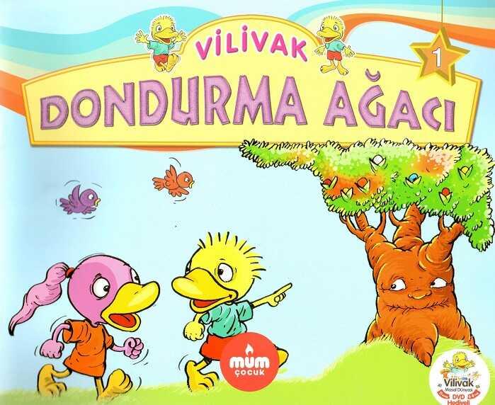 Mum Yayınları - Vilivak Masal Serisi (11 Kitap)