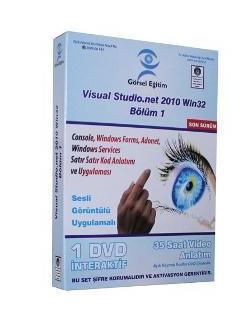 Atlas Yayınları - Visual Studio.net 2010 Bölüm 1