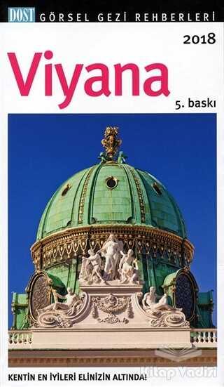 Dost Kitabevi Yayınları - Viyana Görsel Gezi Rehberleri