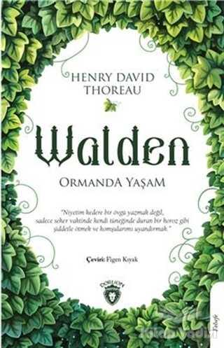 Dorlion Yayınevi - Walden Ormanda Yaşam