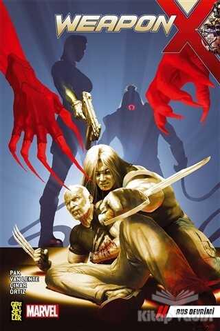 Gerekli Şeyler Yayıncılık - Weapon X 4: Rus Devrimi