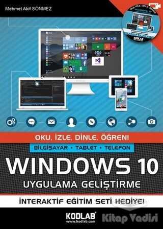 Kodlab Yayın Dağıtım - Windows 10 Uygulama Geliştirme