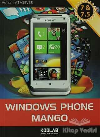 Kodlab Yayın Dağıtım - Windows Phone Mango 7 ve 7.5