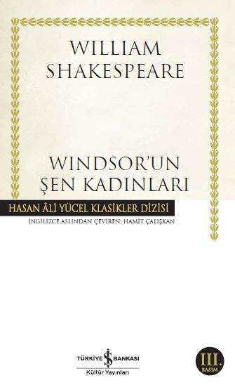 İş Bankası Kültür Yayınları - Windsor'un Şen Kadınları