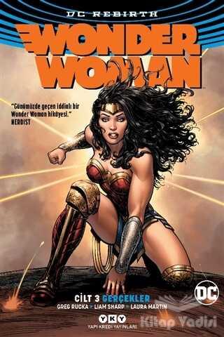 Yapı Kredi Yayınları - Wonder Woman Cilt:3 Gerçekler (Rebirth)
