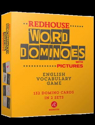 Redhouse Yayınları - Word Domınoes Wıth Pıctures / Redhouse