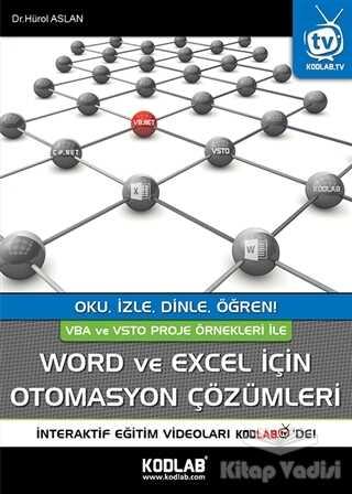 Kodlab Yayın Dağıtım - Word ve Excel İçin Otomasyon Çözümleri